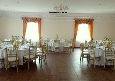 La Villa Royale pobūviai